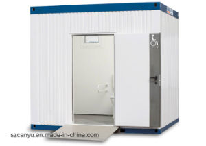 Customozed Size Cheap Price Movable Public Toilet House pictures & photos