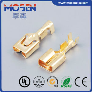 Female Terminal Lugs DJ6226-6.3b Wire Connector pictures & photos