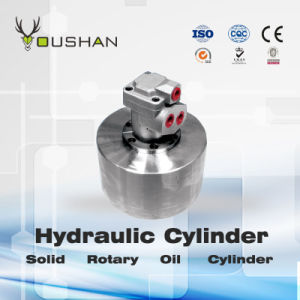 Solid Rotary Oil Cylinder pictures & photos