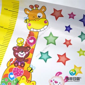 Paper Printing Kids (Cartoon) Height Sticker pictures & photos