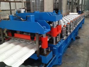 Metal Corrugated Roof Panelroll Forming Machine pictures & photos