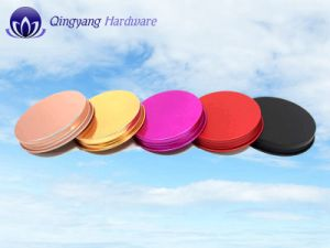 Pure Aluminium Screw Bottle Cap Factory Direct pictures & photos