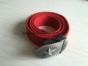 Cotton Webbing Belt for Men pictures & photos