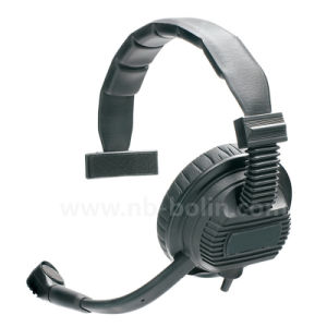 for Meeting Noise Cancelling Single Headset with Mic pictures & photos