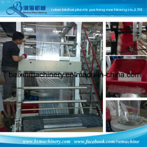 Biodegradable Film Blowing Machine HDPE LDPE LLDPE pictures & photos