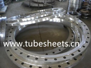 ASME B16.5 Stainless Steel Forged Large Diameter Wind Power Flange