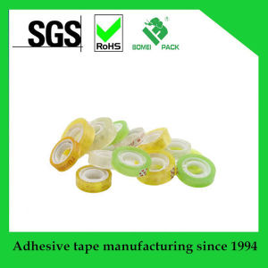 Super Adhesive Transparent Stationery Tape pictures & photos