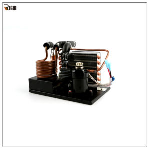 R134A DC Condensation Unit with Small Compressor for Refrigerarted Water Chiller pictures & photos