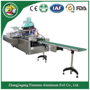 High Quality Aluminum Foil Rewinder and Cutter Insulation pictures & photos