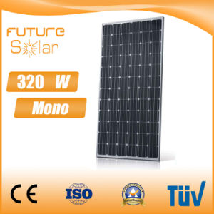 Futuresolar 320W Solar Mono Panel 300W Solar Panel for Home Use pictures & photos