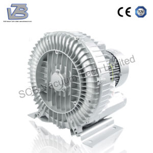 1.3kw Single Stage Side Channel Blower for Sewage Plant pictures & photos