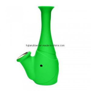 Silicone Smoking Water Pipe pictures & photos