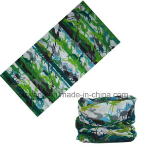 Multifunctional Seamless Scarf 100% Polyester pictures & photos