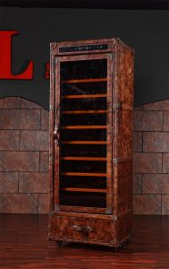 Wine Storage Cabinet with Dawer pictures & photos