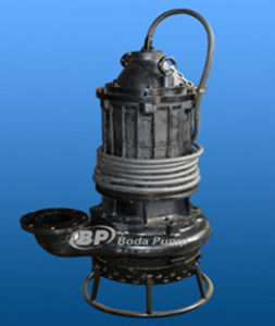 Zq (R) Submersible Slurry Pump pictures & photos