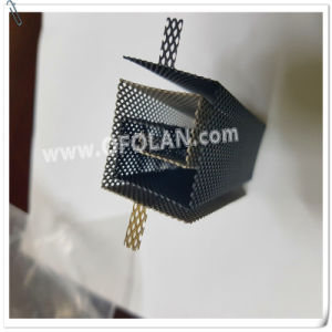 Special-Shaped Titanium Electrode Expanded Mesh for Electroplating pictures & photos