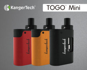 Kangertech Togo Mini New Starter Kit Hot Vape pictures & photos