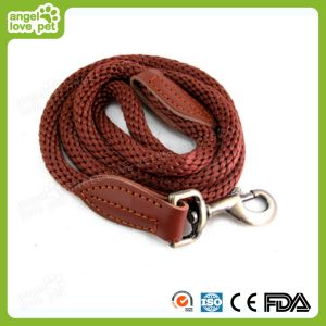 High Quality Leather Dog Leash pictures & photos