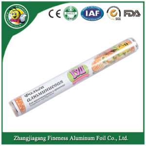 Fashion Economic Housekeeper Aluminium Foil pictures & photos