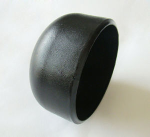 Carbon Steel Weld on Pipe Cap pictures & photos