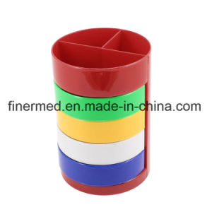 Promotional Bottle Tube Shaped Fancy Pen Holder pictures & photos