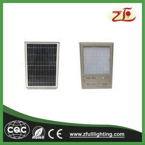 6W Long Lifespan All in One LED Solar Wall Light pictures & photos