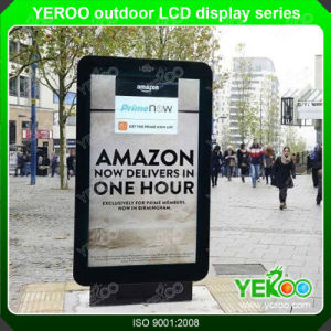 Advertising Display Touch Screen Outdoor LCD Digital Signage pictures & photos