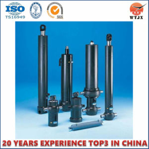 Fe/FC Hydraulic Cylinder for Dump Truck with Ts/16949 Certificated pictures & photos