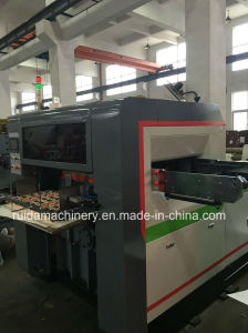 Automatic Creasing and Die Cutting Machine for Paper Cup pictures & photos