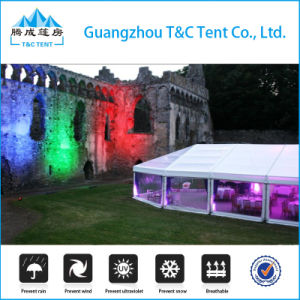 30m Luxury Mixstructure High Peak Tent for Outdoor Wedding Party Event pictures & photos