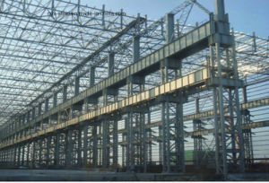 Pre-Engineered Buildings /Steel Structure Godown pictures & photos