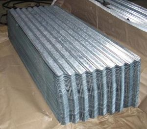 Galvanized Corrugated Sheet Roofing Sheet pictures & photos