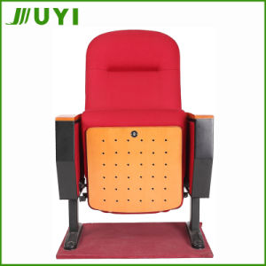Jy-605m Cheap Wooden Cinema Chairs Church Chair Auditorium Seat pictures & photos