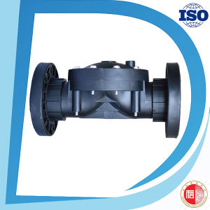 Hydraulic Water Flow Control Factory Price 2 Way Valve pictures & photos