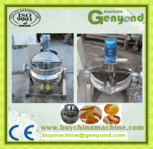 Electric Heating Sugar Melting Tank pictures & photos