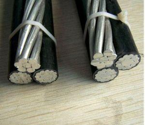 Low Voltage LV Aerial Bundled Cables Triplex Cable ABC Cable Overhead Cable pictures & photos