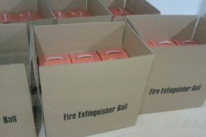 Fire Extingusiher Ball with High Safety for Home pictures & photos