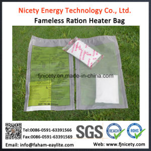 Flameless Ration Heater - Turns a Wet Meal Into a Self-Heating Meal pictures & photos