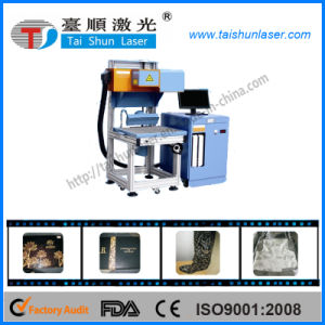 Dynamic Laser Marking Machine with High Power for Card/Paper/Cloth pictures & photos
