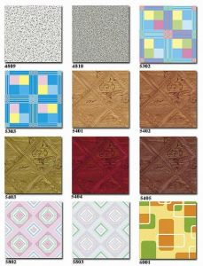 Plastic Floor Tiles From China pictures & photos
