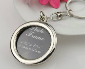 Frame Shape Key Chain Promotion Gift Advertising Keychain Creative Gift pictures & photos