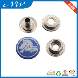 Classical Fashion Metal Snap Button with High Quality