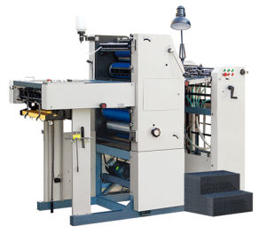 Both Sides Printing Offset Press Machine HS62lii pictures & photos