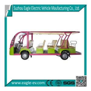 Passenger Carrier, 14 Seat, for Sightseeing, Tourism, Widely Used by Resort, Hotel, Park, Zoo pictures & photos
