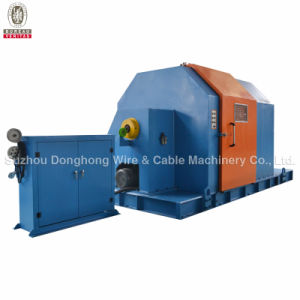 1000 DC Cantilever Type Single Twist Cabling Machine pictures & photos