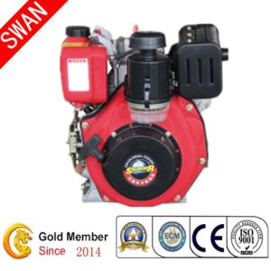 Air Cooled Electric Portable Diesel Engine (JC170F)