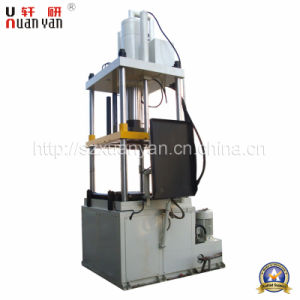 SGS Customized Oil Hydraulic Tirm Press Machine with Cooperating pictures & photos