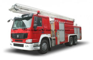 Professional Supply Various Fire Rescue Truck Aerial Platform Fire Equipment Fire Truck of 10-200 Meters