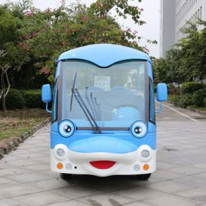 Made in China 14 Person Electric Sightseeing Car (DN-14) pictures & photos