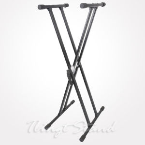 "Double ""X"" Style Keyboard Stand (TKB132) pictures & photos"